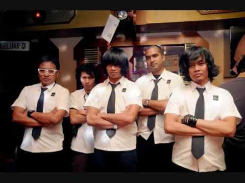 the antz indonesia vs hujan band malaysia