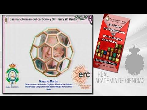Nazario Martín León, 21 de febrero de 2019.7ª conferencia delXV CICLO DE CONFERENCIAS DE DIVULGACIÓN CIENTÍFICA.CIENCA PARA TODOS 2019▶ Suscríbete a nuestro canal de YouTubeRAC: https://www.youtube.com/RealAcademiadeCienciasExactasFísicasNaturales?s