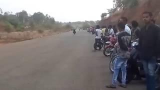 Accident, two motorcycles collided head on ютуб видеохостинг