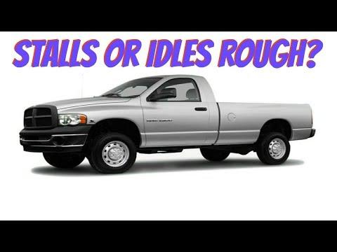 Dodge Ram Idles Rough or Stalls (1500 2500 3500)