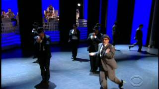"""Catch Me if you Can"" 2011 Tony Awards performance"