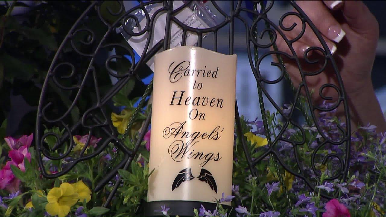 Memorial Garden In Your Backyard