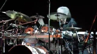 SBB with great drum duet live @ ArtRock Festival IV 2016
