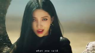 【MV繁中字】 (G)I-DLE((여자)아이들)- 一(한)