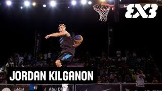 Jordan 'Mission Impossible' Kilganon - Dunk Mixtape