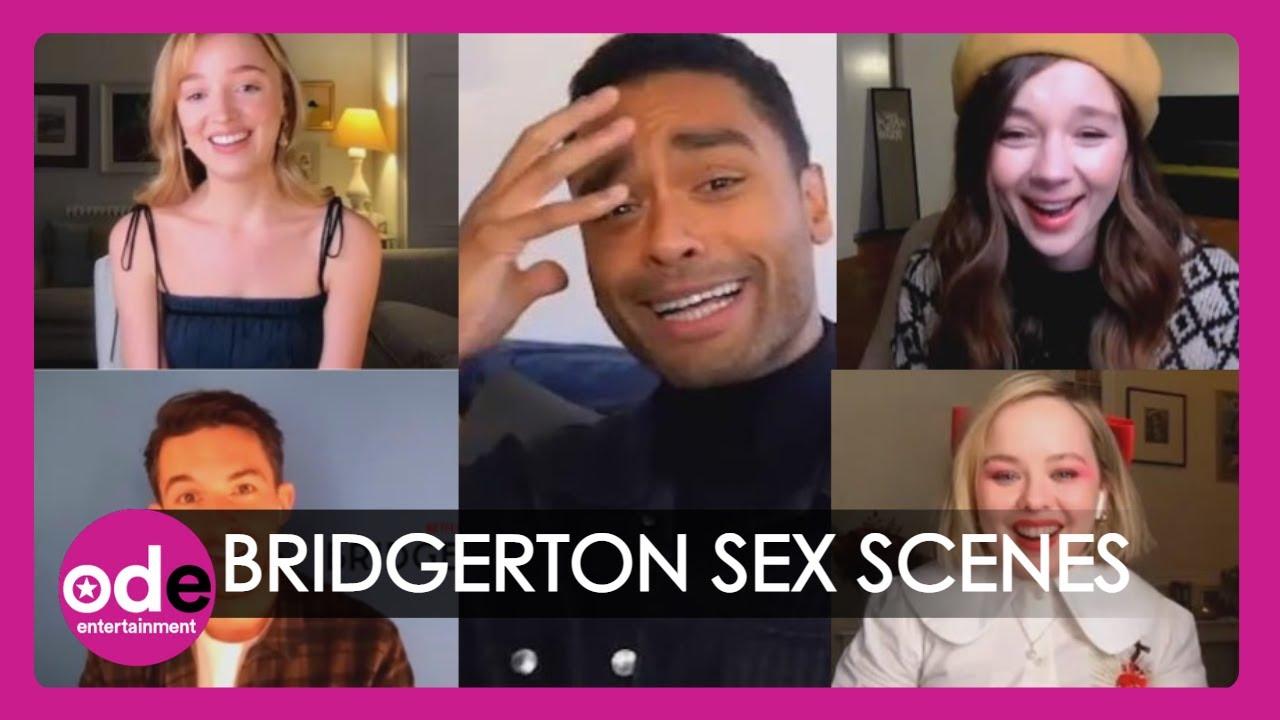 Download Bridgerton Cast Talk Sex Scenes & Investigating Skills
