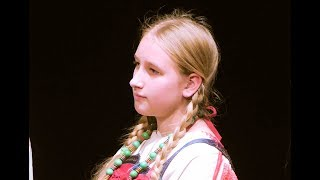 Детский фольклорный ансамбль ''Кладец'' - У ладо @ КЦ ЗИЛ 23.09.2017