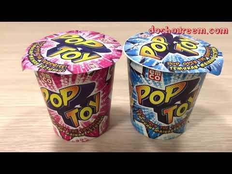 Mở 2 hộp POP TOYS SURPRISE bất ngờ, bên trong là gì ??? Đồ chơi trẻ em Chim Xinh