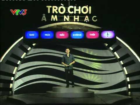 Tro Choi Am Nhac VTV3 20h 04/07/2012 | Những bài nhạc hay trên internet 1