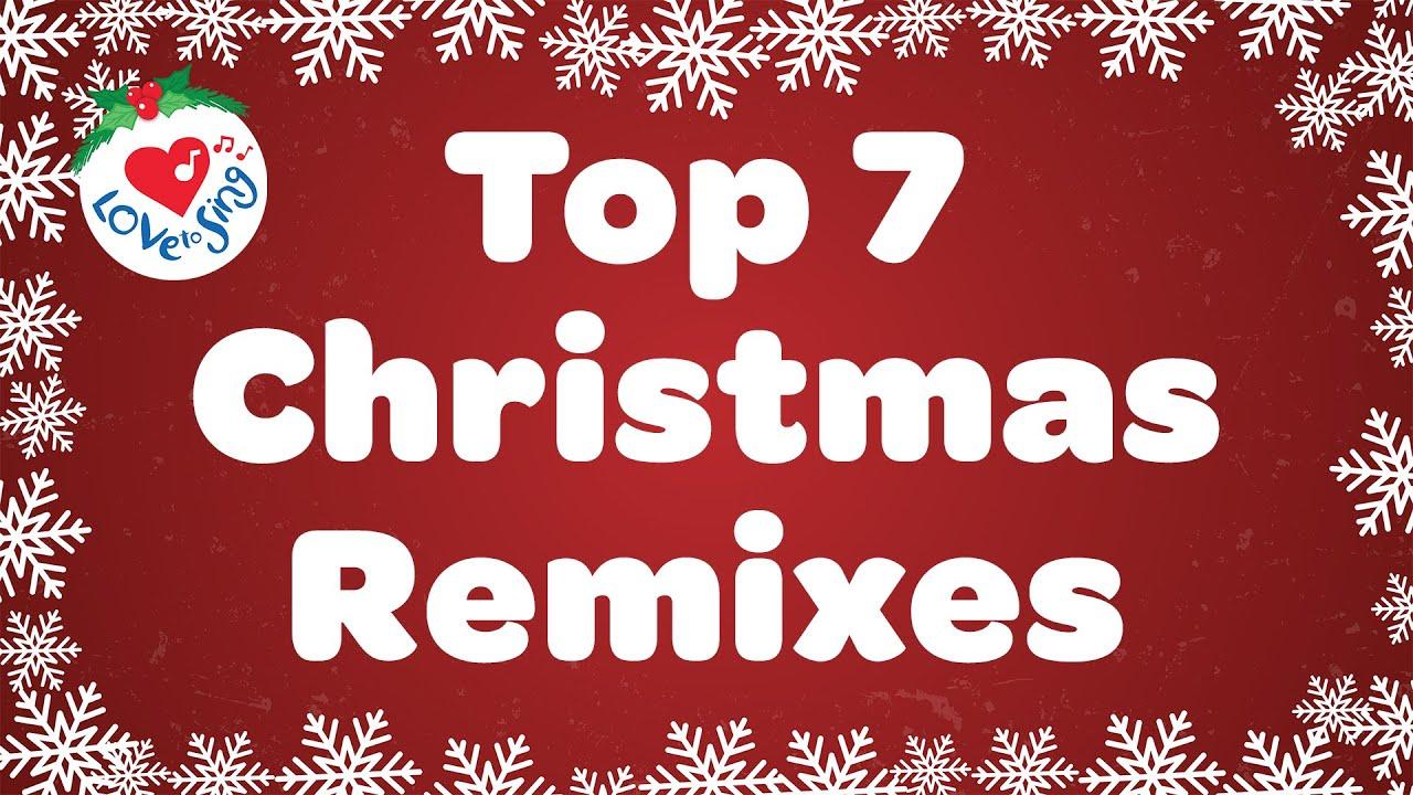 Christmas Remix Playlist 2020