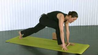 Hip Opening Lunges