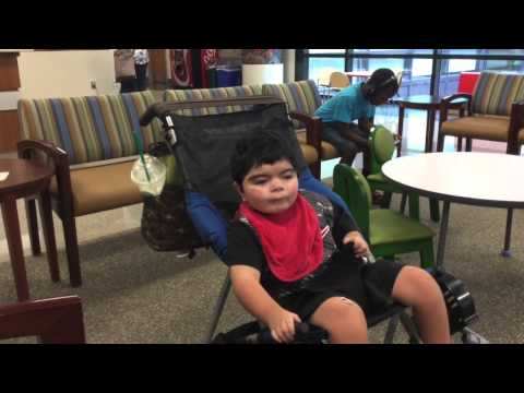 Rohn Vlog 114| Picking Up Mom from BWI Airport, Starbucks & AJ's GI Appointment