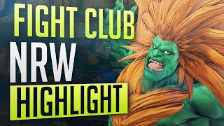 OMG Street Fighter V Moments: Fight Club NRW Highlight