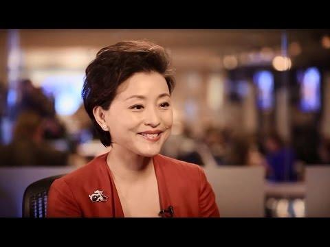 Yang Lan: China's first UNICEF Ambassador