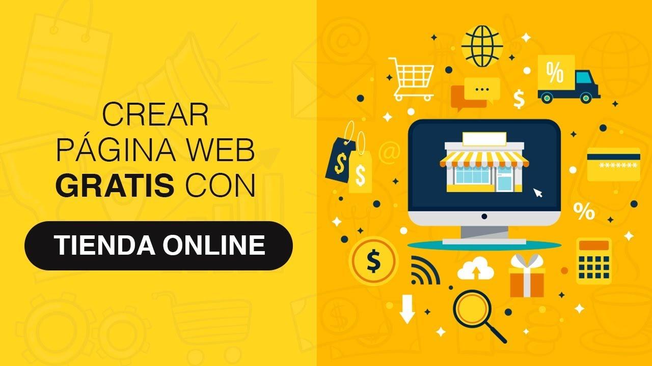 zapatos de otoño Tienda descuento Como Crear Página Web Profesional Gratis con TIENDA ONLINE para ...