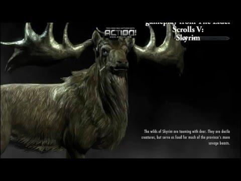 Representation of Ancient Metallurgy in Popular Culture: Skyrim