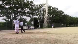 2015年8月23日(日)大森球場 ドージーズ4回表の攻撃を動画でレポート! ▷...