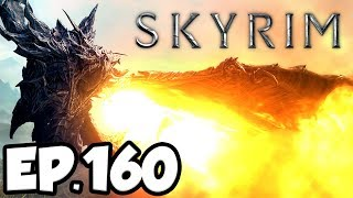 Skyrim: Remastered Ep.160 - ENCHANTER TOWER & FATE OF THE REDGUARD WOMAN! (Special Edition Gameplay)