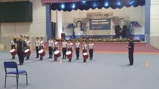Banda de Guerra de Ayotlan Jalisco, 1er COPA LP.