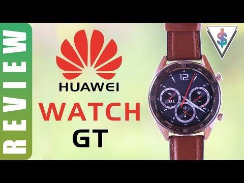 Huawei Watch GT Full Review - Should You Buy? 🇱🇰