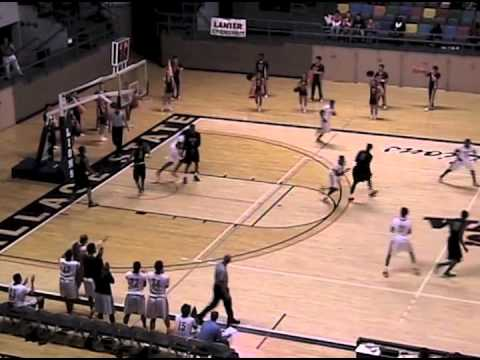 Wallace State Basketball vs Motlow State Community College-Highlights (01.08.15)
