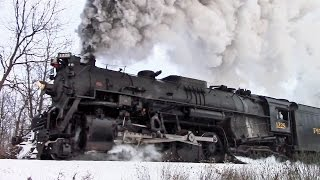 Pere Marquette 1225 - North Pole Express - December 18 2016