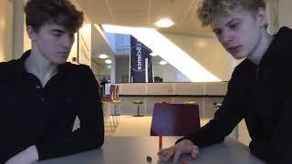 Andreas og Oskar Samfundsfag