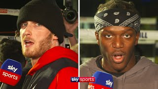 KSI vs LOGAN PAUL 2 | LIVE OPEN WORKOUT!