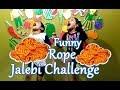 Funny Jalebi Challenge|Kids Funny Games|2019 kids Games|Indian Food Challenges