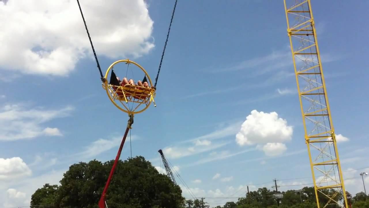 Zero Gravity Theme Park >> Dallas Zero Gravity Theme Park Youtube