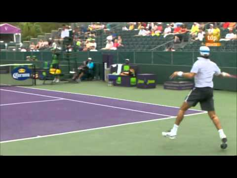 ATP 2011 Miami R3 Berdych vs Berlocq