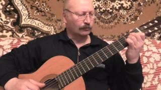 """""""Песня о любви"""" (Как жизнь без весны) - В. Лебедев из к\ф Гардемарины вперёд!"""