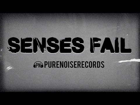 """Senses Fail """"All You Need Is Already Within You"""" Lyric Video"""