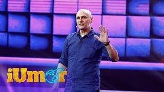 Lacrimi și emoție la iUmor! Dan Țuțu, număr impresionant de stand up comedy