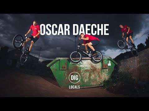 Oscar Daeche Video