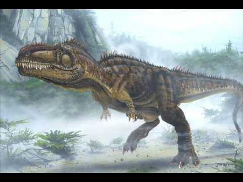Spinosaurus VS Giganotosaurus: War Of The Families - YouTube