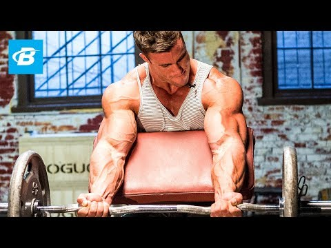 Calum Von Moger&#;s Old School Bodybuilding Arms Workout | Armed and Ready
