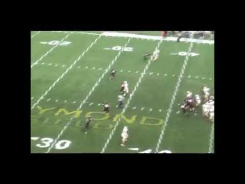 Christian Gwynn 2011 Football Highlights St Elizabeth High School QB #4