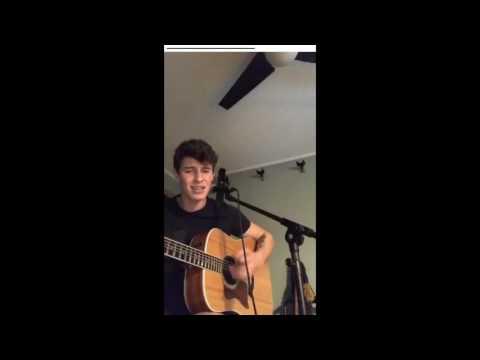 Shawn Mendes Livestream on Instagram.