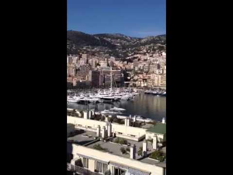 Monaco- Monte Carlo area
