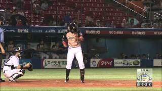 [プロ野球]折れたバットの向かう先は・・・[アクシデント集] thumbnail