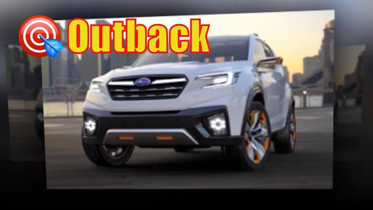 2020 Subaru Outback Release Date 2020 Subaru Outback Turbo 2020