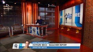 Bleacher Report NBA Insider Howard Beck Talks NBA Trade Deadline & More - 2/23/17