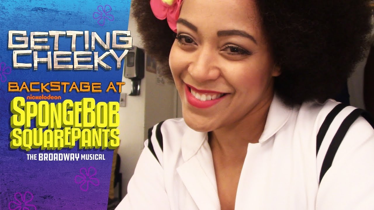Episode 3: Getting Cheeky: Backstage at SPONGEBOB SQUAREPANTS with Lilli Cooper