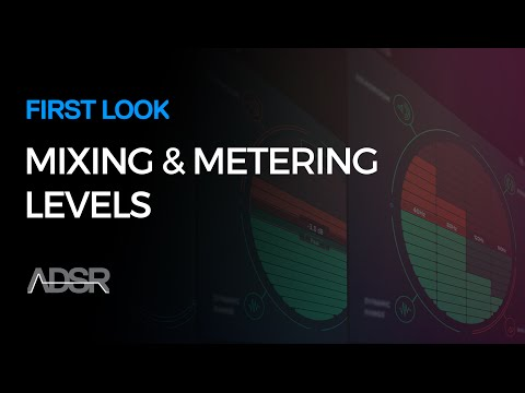 LEVELS Mixing & Metering Tool