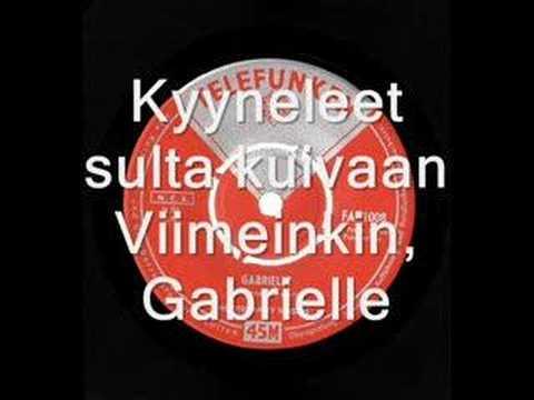 "Hootenanny Singers ""Gabrielle"" (Finnish)"