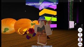 Roblox- Bailar su Blox off- pieza por pieza- moderno