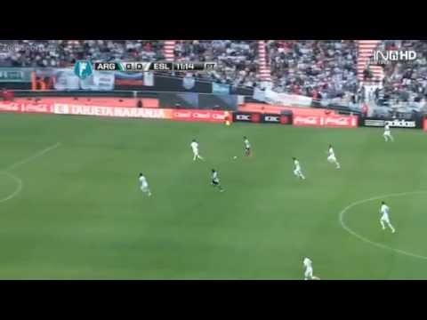 07/06/2016 Argentina - Slovenia 2:0 goals and full highlights HD