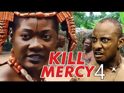 KILL MERCY 4 (MERCY JOHNSON) - NIGERIAN NOLLYWOOD MOVIES  Cover