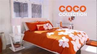 Decorate With Orange! (tv Ad) - Bouclair Home - May 2012